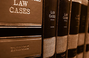 Huntington personal injury lawyers at the law firm of Riegler & Berkowitz law books.
